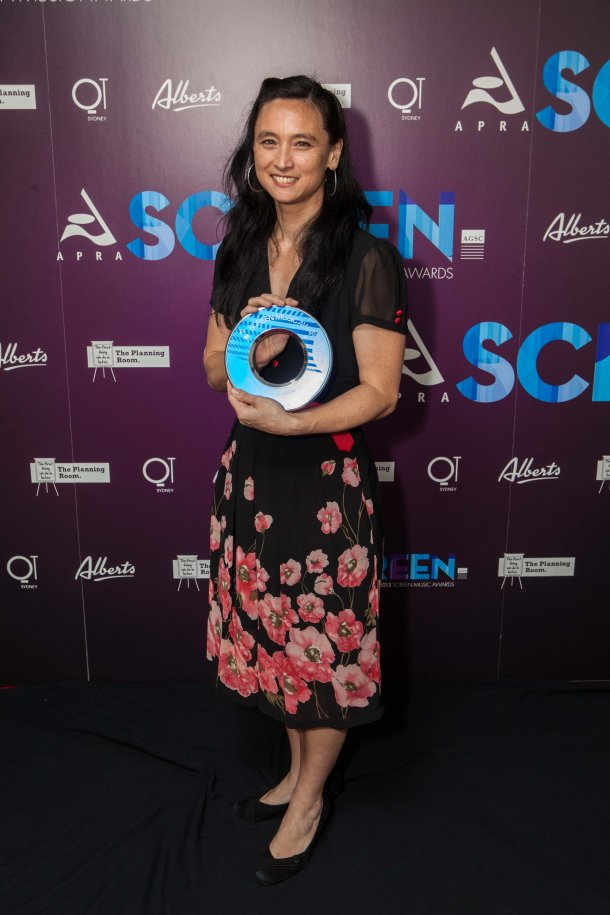 APRA 2013 SCREEN MUSIC AWARDS