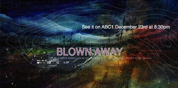 Blown Away promo poster wide